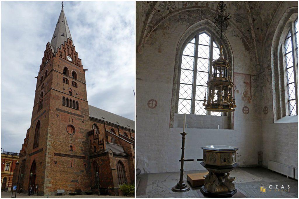 Kościół św. Piotra / Odtworzone malowidła