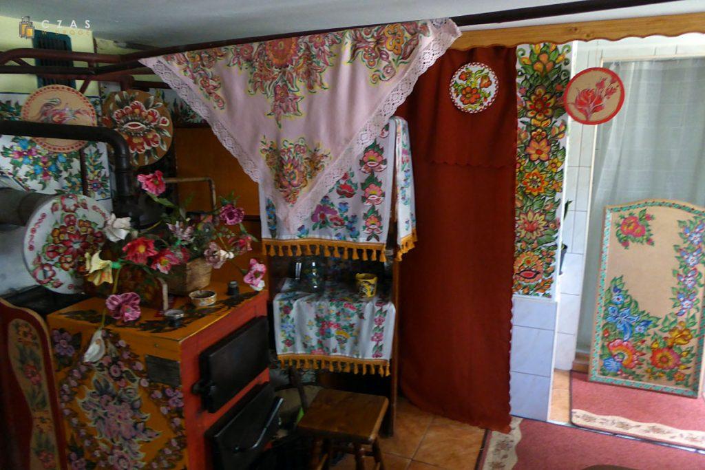 Wnętrze jednego z prywatnych domów :)