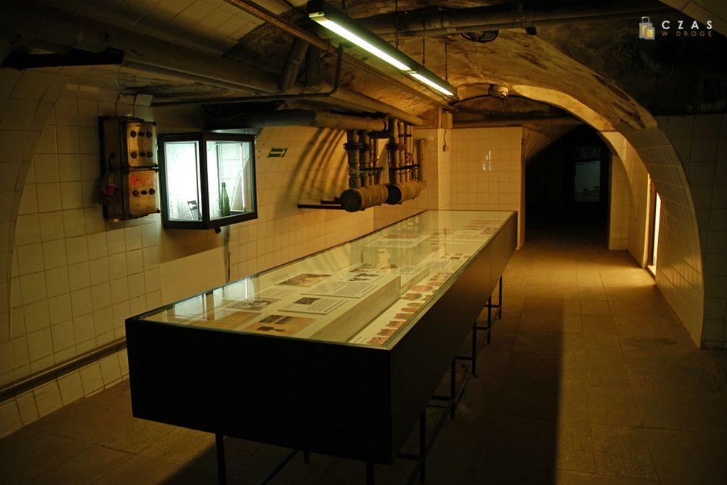 Wystawa w tej sali przybliży nam historię browaru oraz rodziny Vetter.