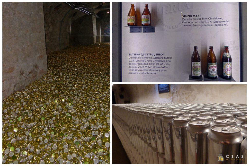 Fragmenty wystaw i instalacji, które spotkamy na trasie :)