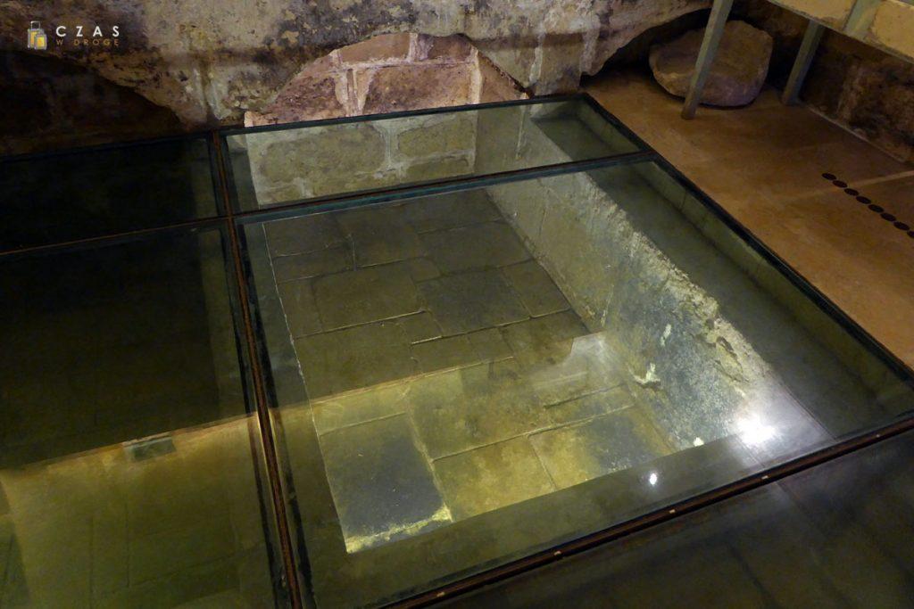 Palazzo Taurino - kolejne odkryte pozostałości