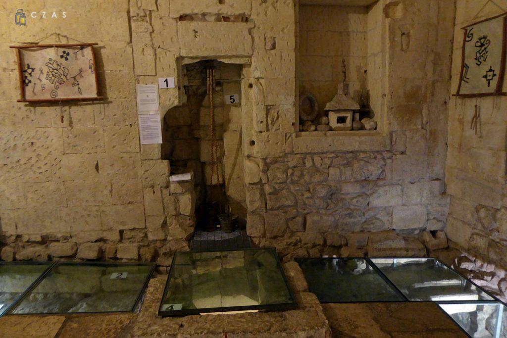 Museo Faggiano z początku wydaje się trochę chaotyczne ;)