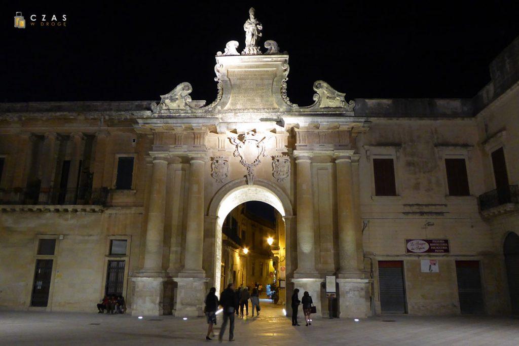 Lecce - Porta San Biagio