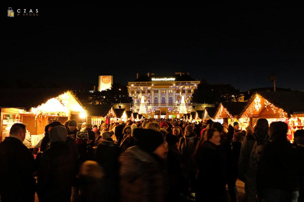 Jarmark przy Maria-Theresien-Platz