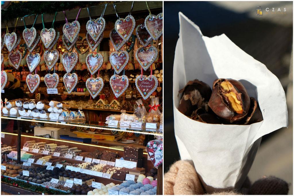 Może piernika? :) / Pieczone kasztany - jedna z ulubionych zimowych przekąsek Agnieszki