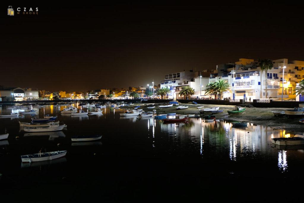 El Charco - tu kwitnie życie nocne w Arrecife ;)