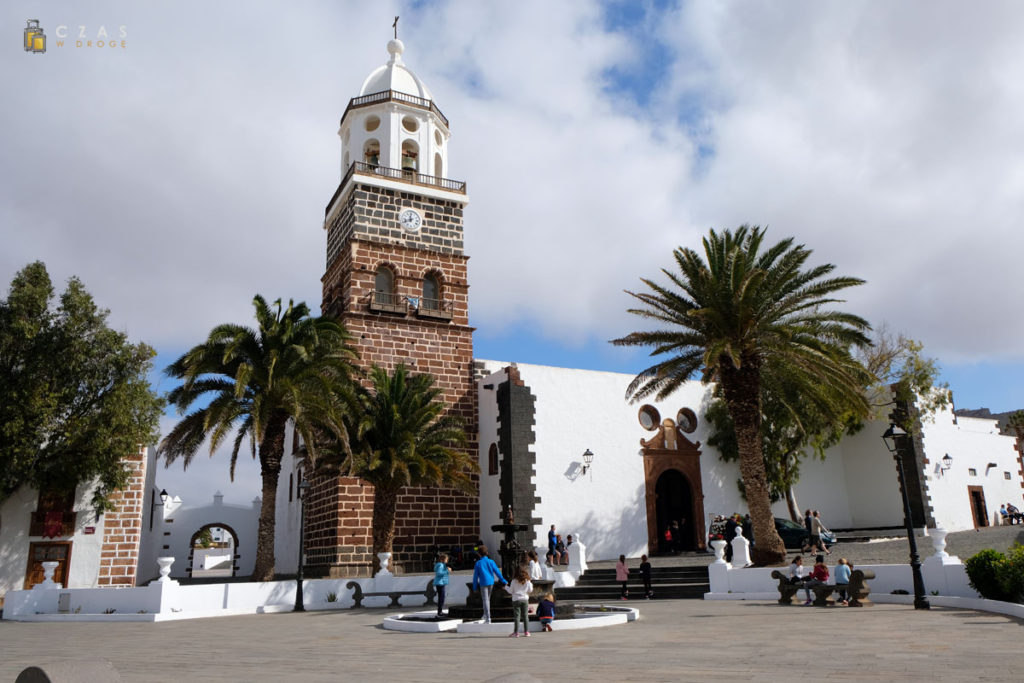 Iglesia de Nuestra Senora de Guadalupe - Teguise