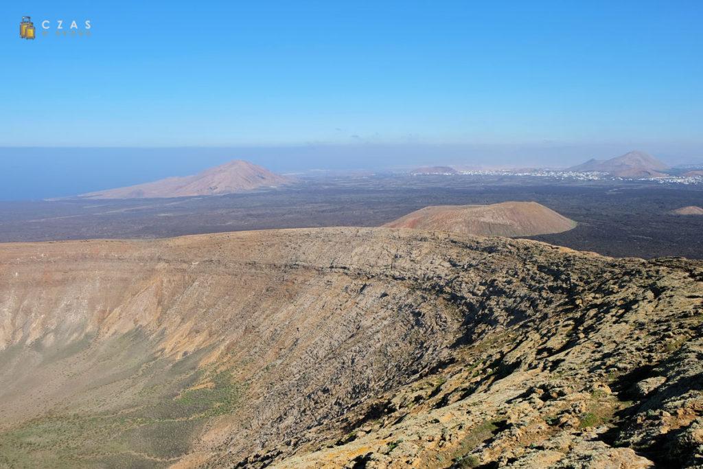 W drodze na najwyższy punkt Calder Blanca