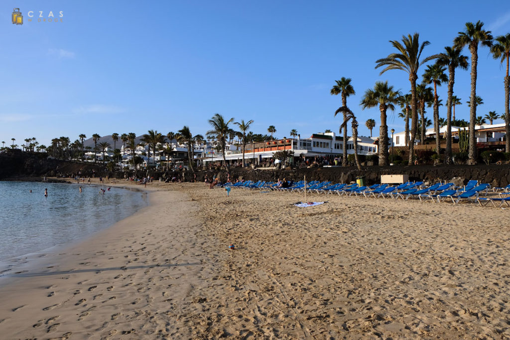 Playa Blanca / Playa Flamingo