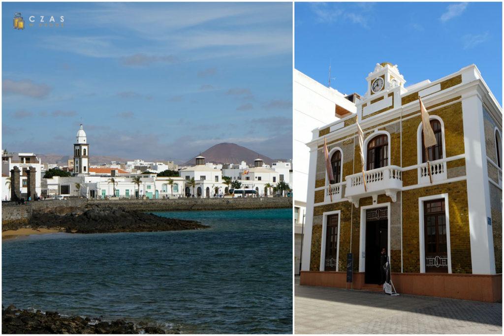 Nabrzeże starego miasta Arrecife / La Casa Amarilla