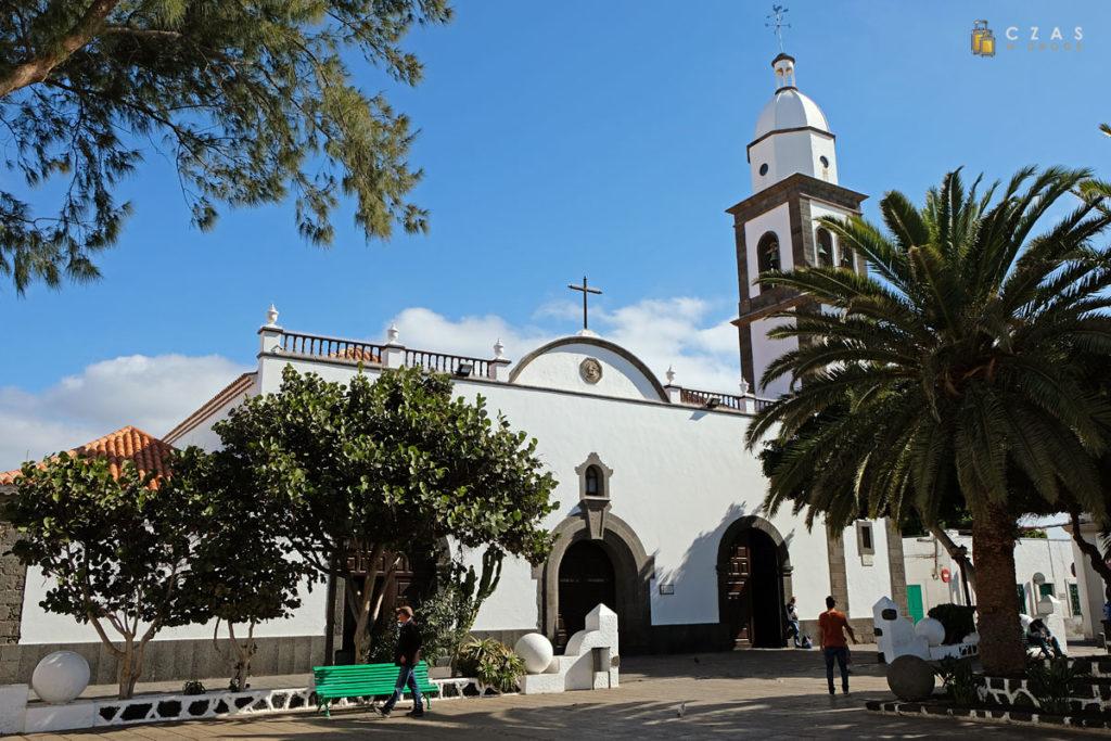 Plaza de las Palmas / Arrecife