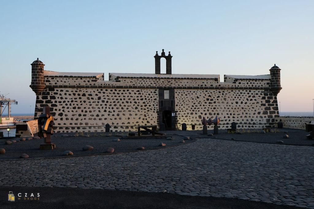 Zamek San Jose