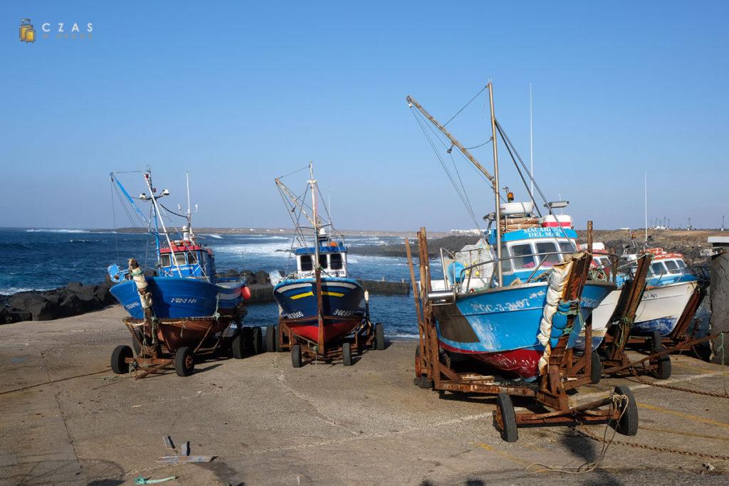 Port w La Santa