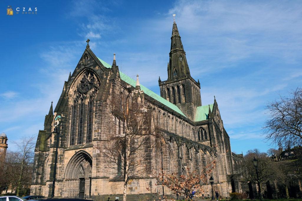 Katedra w Glasgow