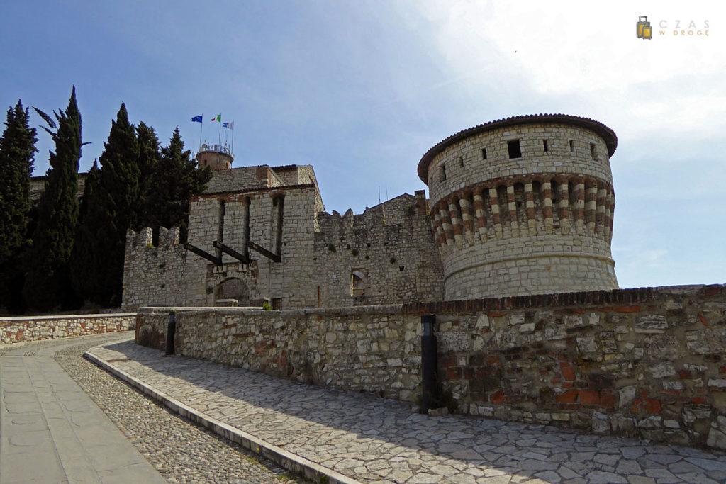 Zamek w Brescii