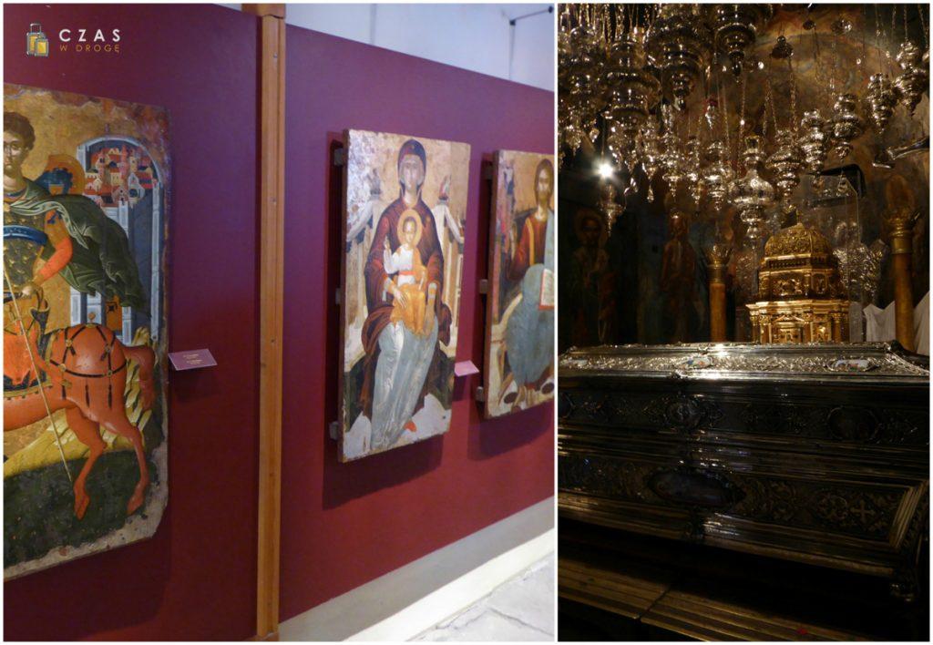Muzeum Bizantyjskie / Kaplica św. Spirydona