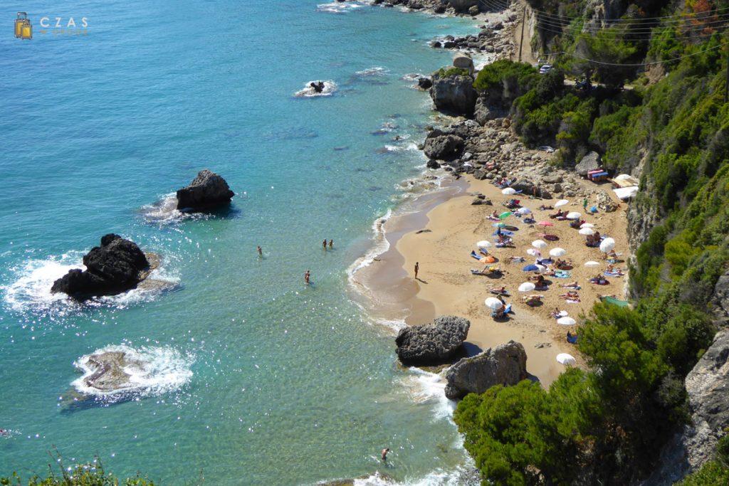 Plaża Miriotissa