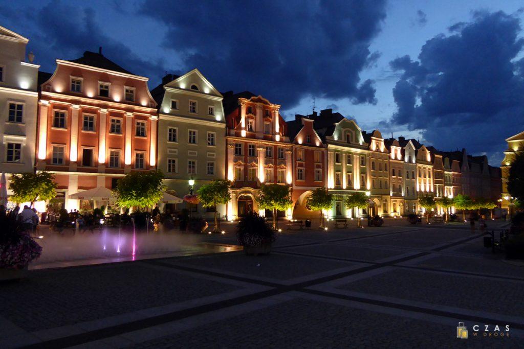 Bolesławiec / Iluminacja rynku