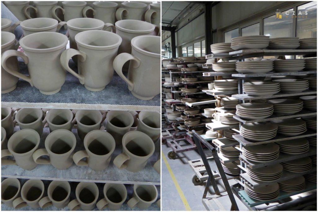 Uformowana ceramika