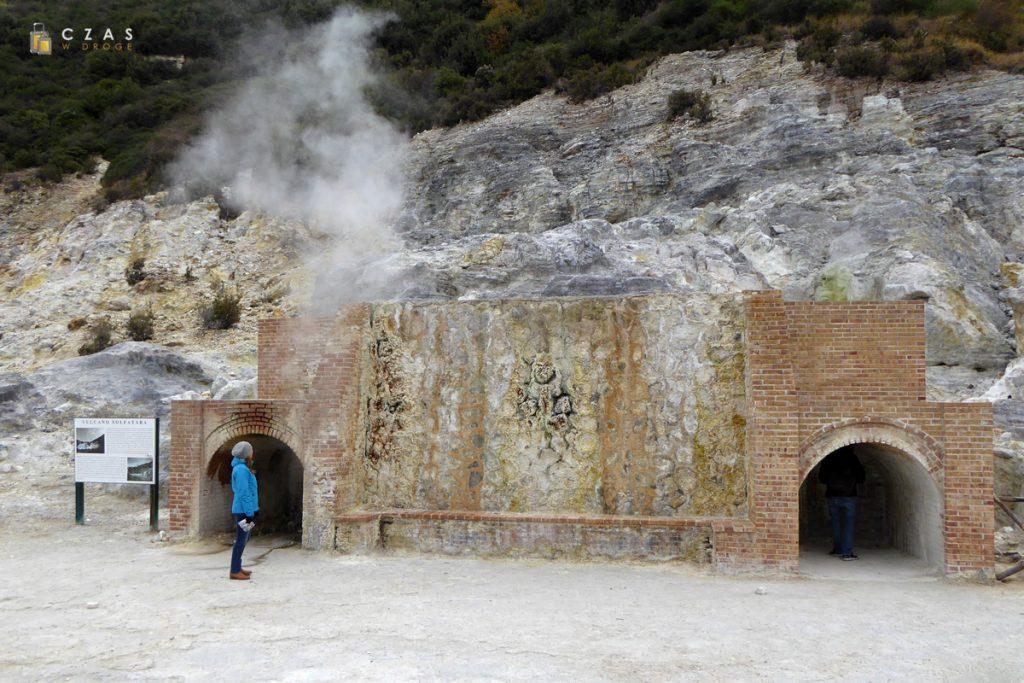 Starożytne sauny z naturalnym napędem ;)