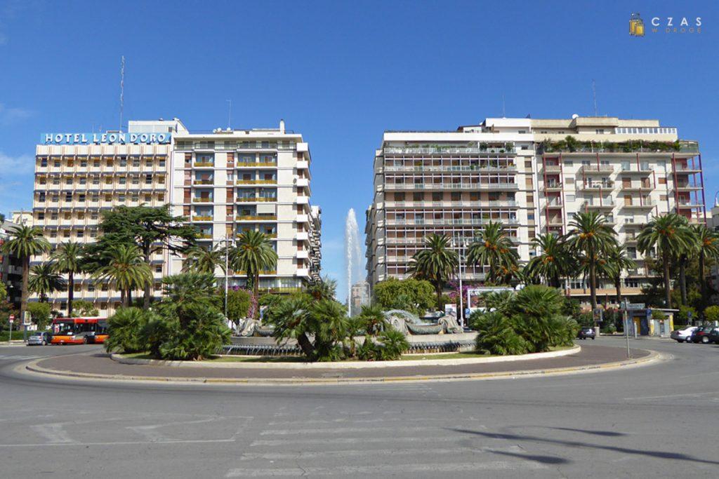 Bari - Piazza Aldo Moro
