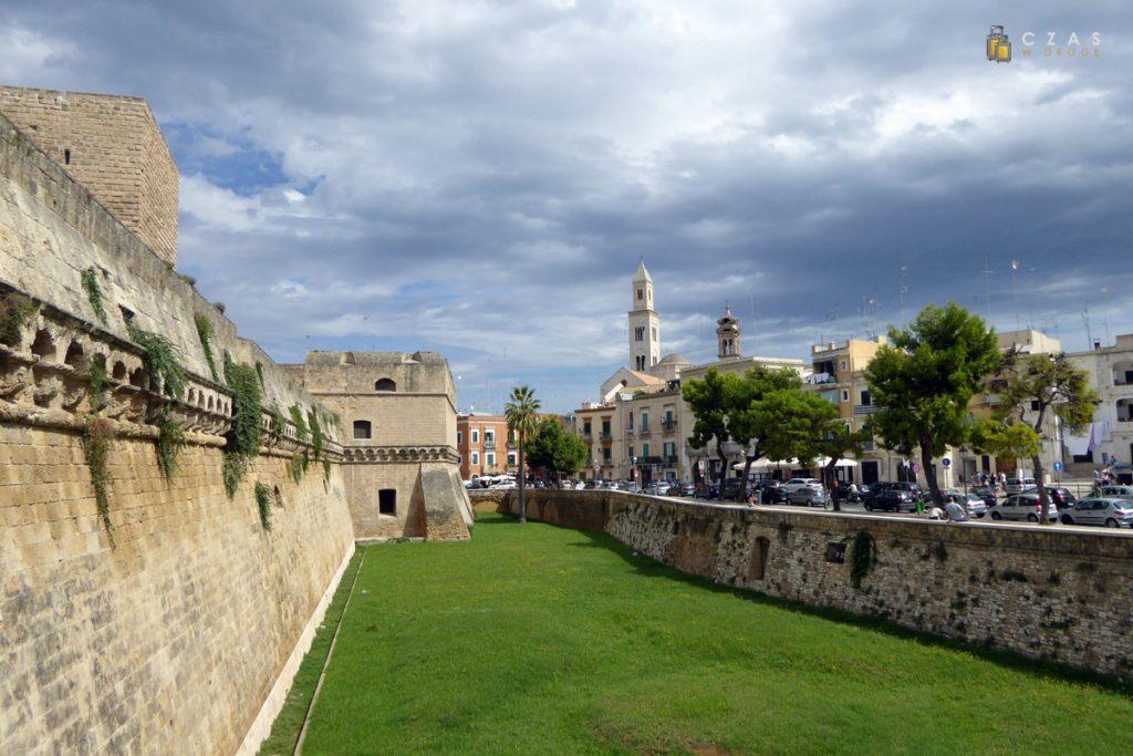 Zamek w Bari