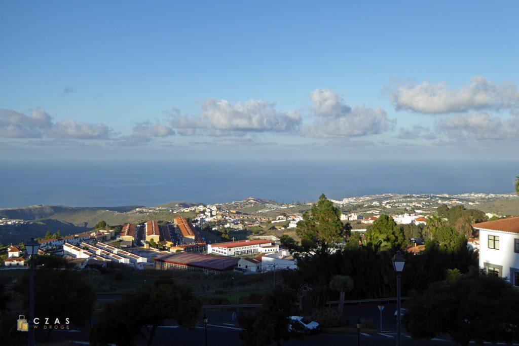 Widok z placu San Roque