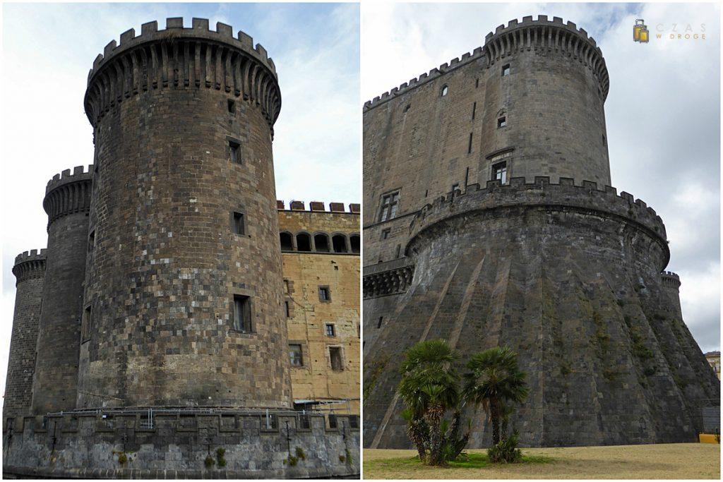 Potęga fortyfikacji Castel Nuovo