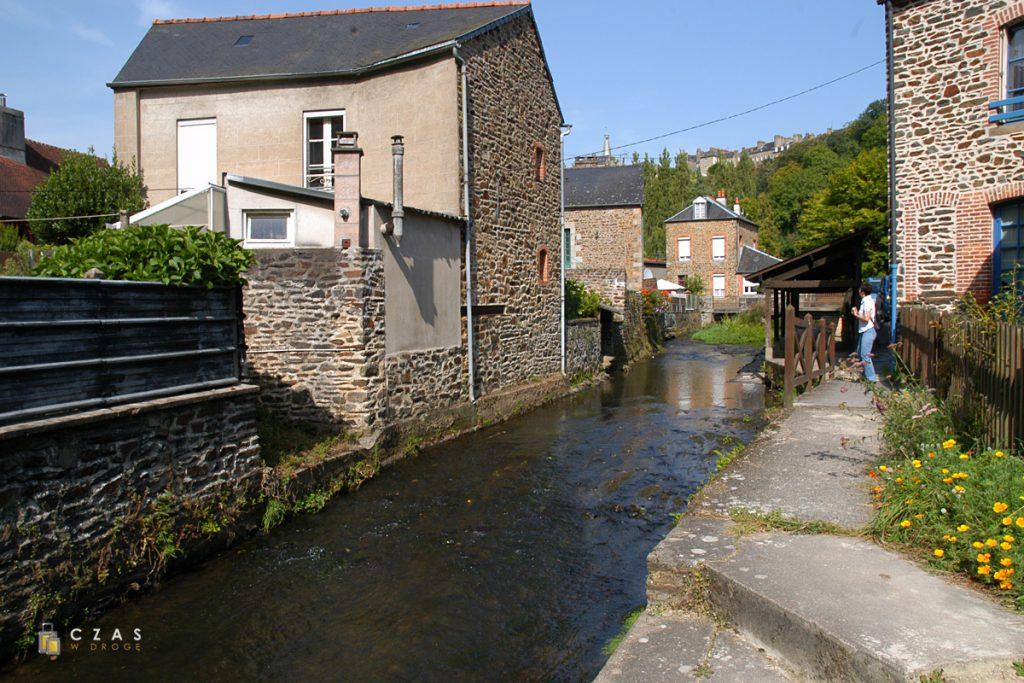 Rzeka Nançon