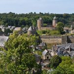 Fougeres – brama do Bretanii