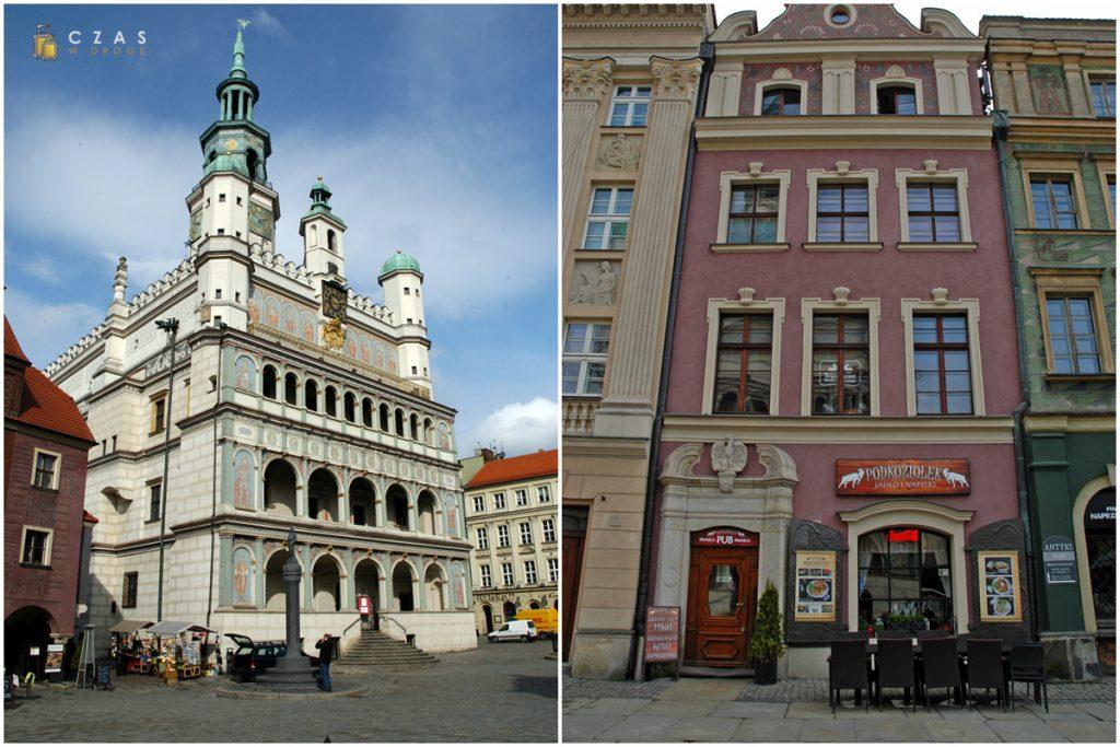 Ratusz / Kamienic mieszcząca muzeum