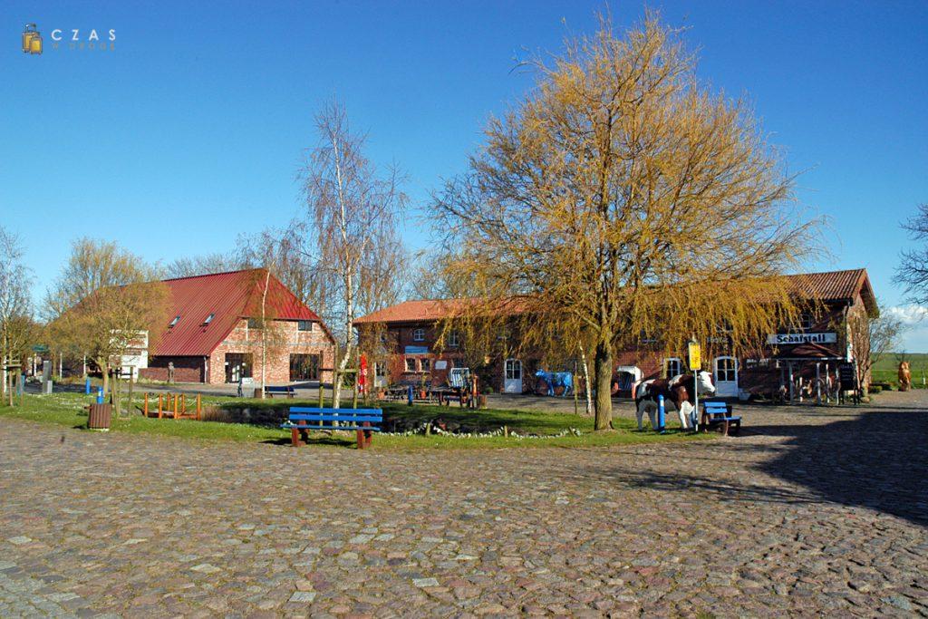 Rugenhof w Putgarten - tam między innymi możecie zakupić produkty z rokitnika