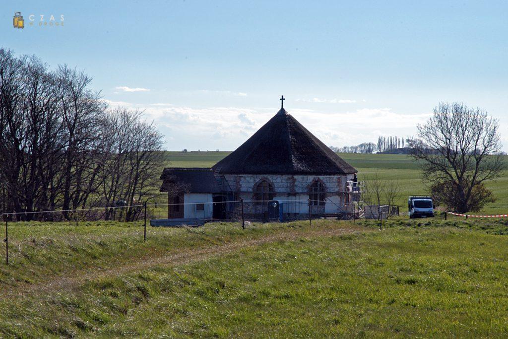 Vitt Kapelle - niestety w remoncie :(