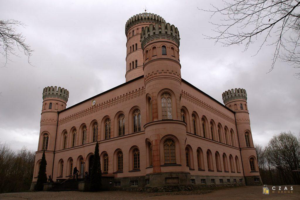 Zamek myśliwski Granitz