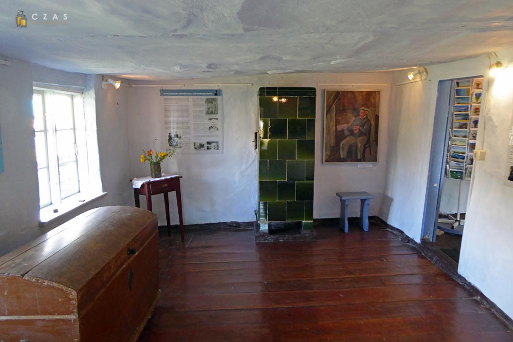 Wnętrze Pfarrwitwenhaus