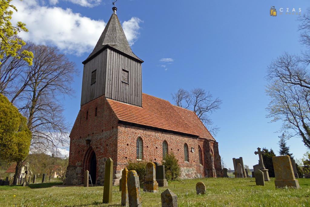 Kościół w Groß Zicker