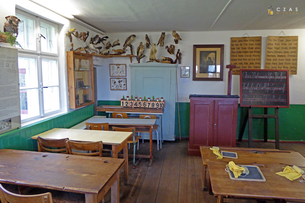 Klasa szkolna w Middelhagen