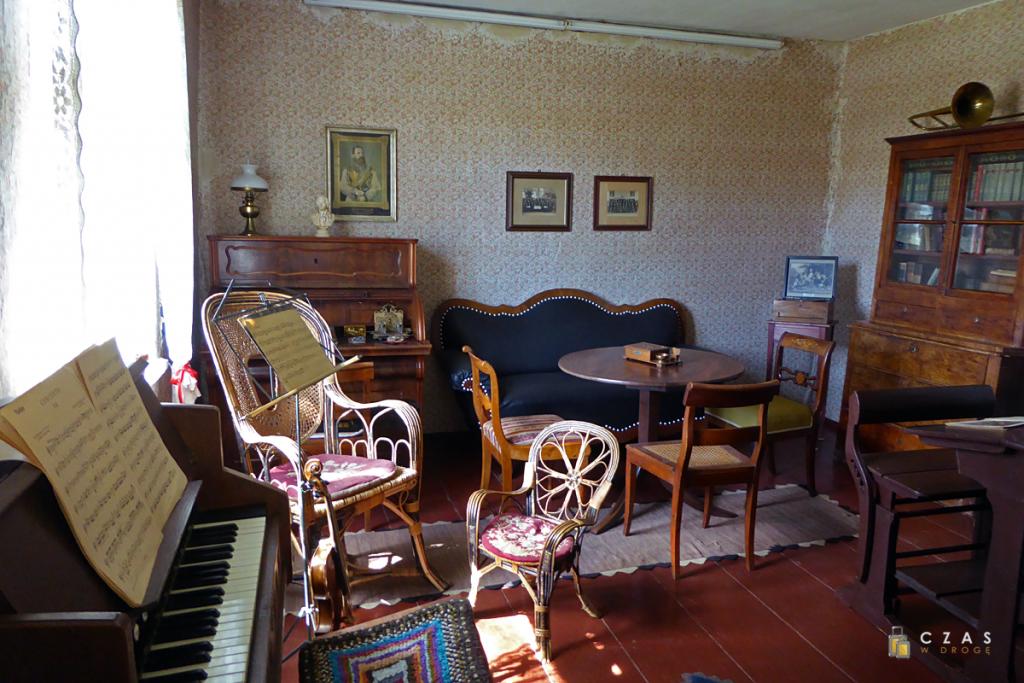 Pomieszczenie do pracy w budynku szkolnym w Middelhagen
