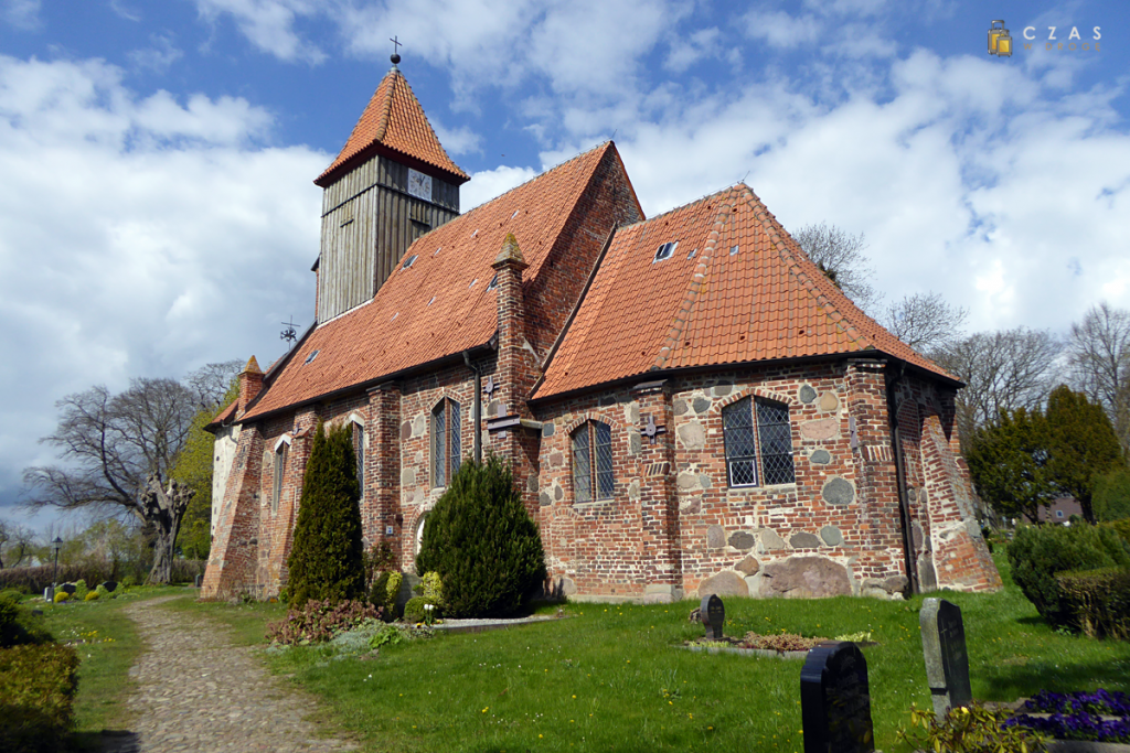 Kościół św. Katarzyny w Middelhagen