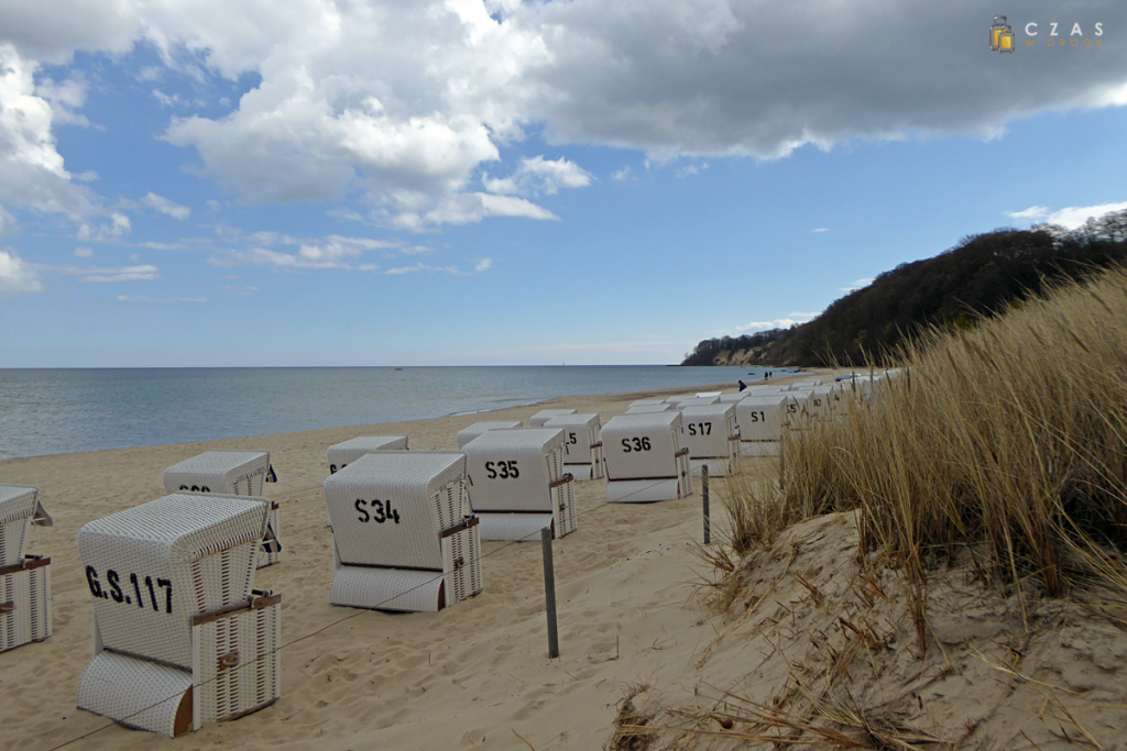 Plaża w Göhren