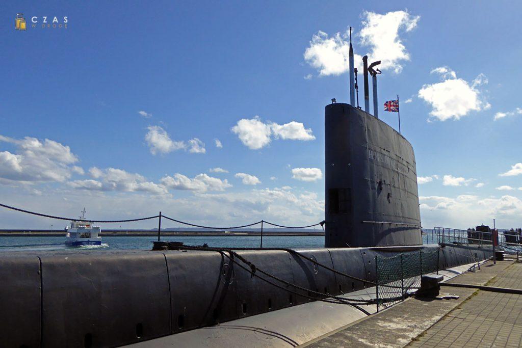 Okręt podwodny H.M.S. Otus