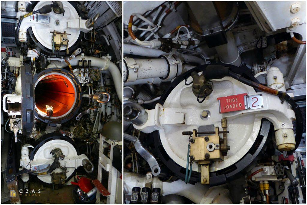 Przedział torpedowy