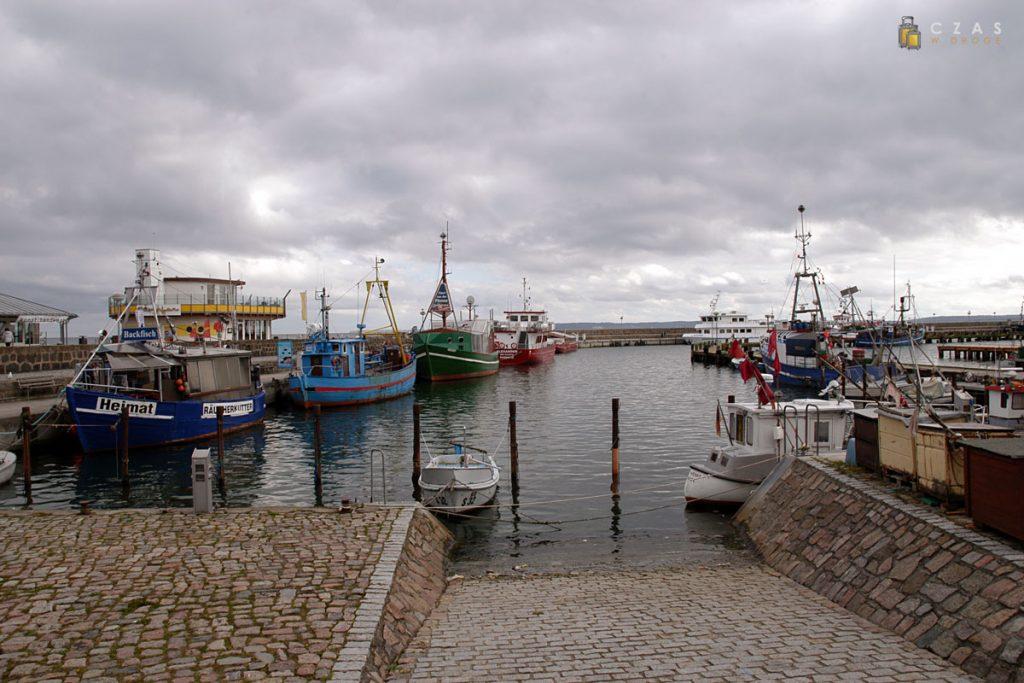 Port w Sassnitz