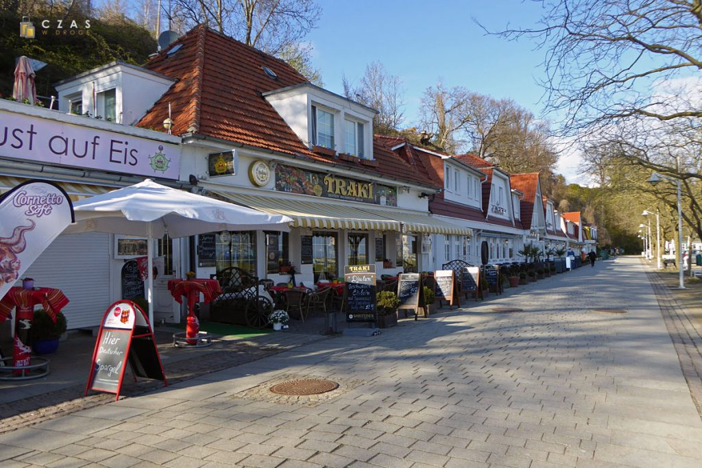 Strandpromenade / Sassnitz