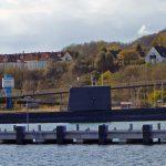 Wizyta na okręcie podwodnym w Sassnitz