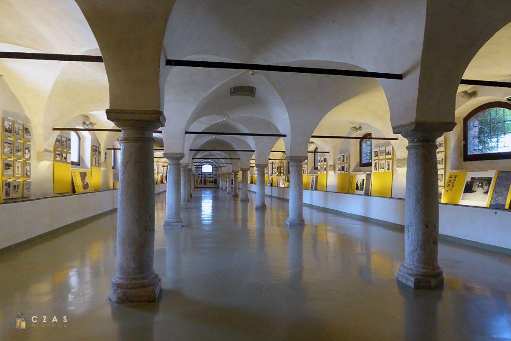 W piwnicy klasztoru interesująca wystawa archiwalnych zdjęć