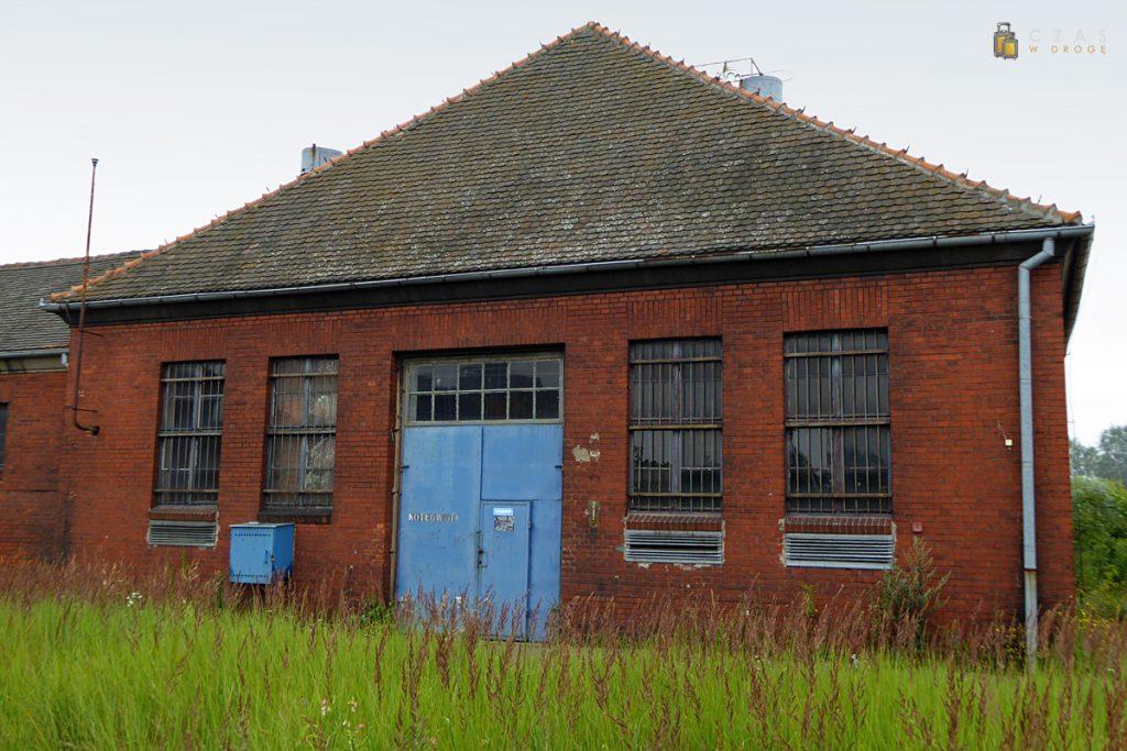 Budynek dawnej kotłowni