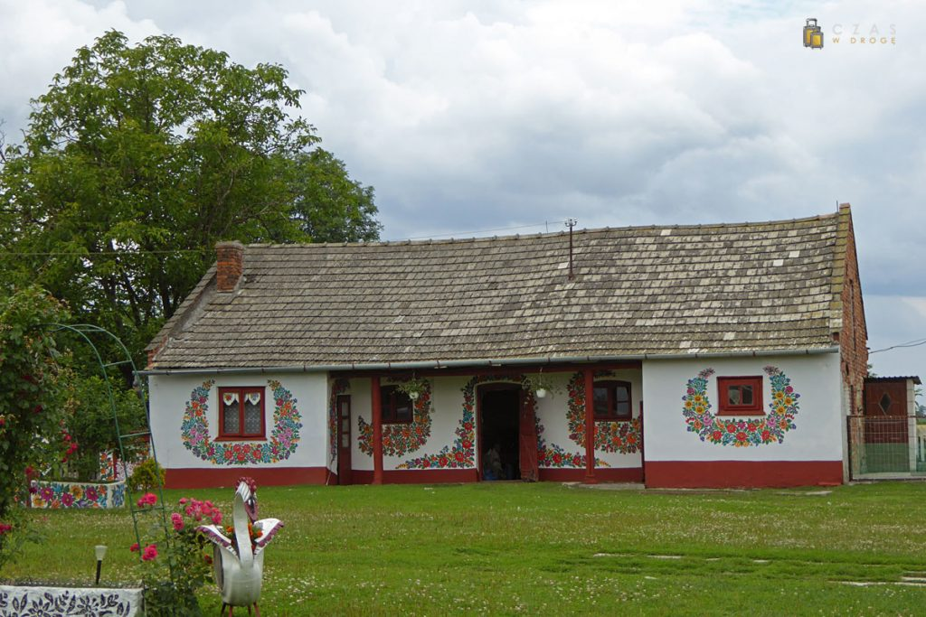 Zdobiony dom