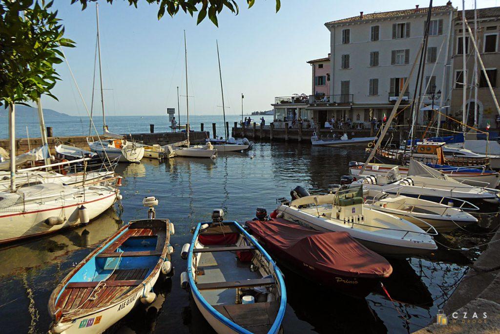 Port w Gargnano