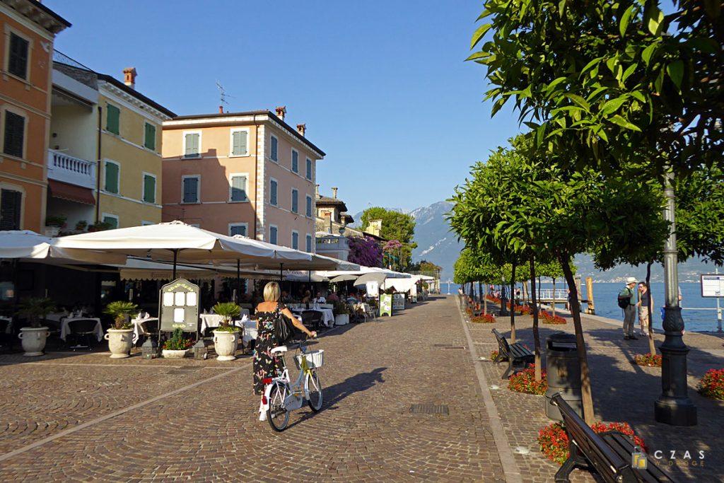 Gargnano / Via Zanardelli
